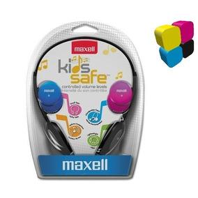 Audífonos Secure Kids Maxell