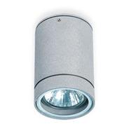 Plafon Led Redondo Techo Monovolumen Spot Gu10 De Aplicar T407 Marca: Candil Ideal Luces Balcon Pallier Edificios Frente