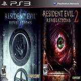 Resident Evil Revelations 1 - 2 Ps3 Digital Español