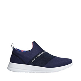 Tenis Resorte Casual adidas Color Azul Textil Is705