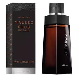 Perfume Lançamento O Boticário Malbec Club Intenso 100ml