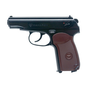 Pistola Makarov Semiautomatica Full Metal Cal. 4.5mm Co2