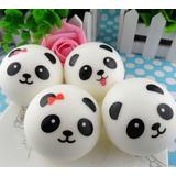 2 Pzas. Oso Panda Kawaii Squishy Jumbo