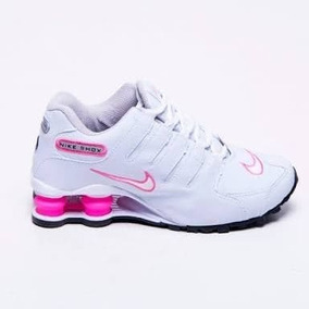 more photos c01cf 3497b Tênis Nike Shox Nz 4 Molas Feminino E Masculino Original