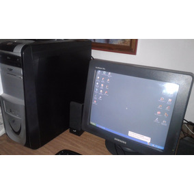 Computadora Completa Amd Sempron Monitor Samsung 794 V De 17