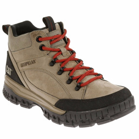 Caterpillar Mens Evolve Mid Boot Classic Taupe P718953