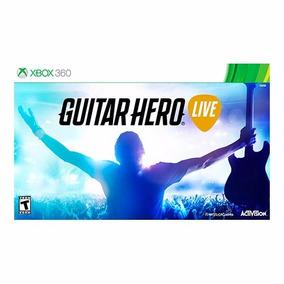 Videojuego Guitar Hero Live Xbox 360 Mint 3e Activision