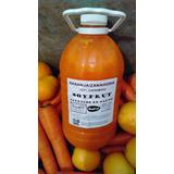 Jugo Naranja Zanahoria Mix 100% Exprimido Natural De Salto