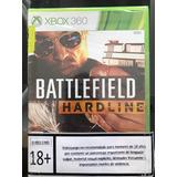 Xbox 360 Battlefield Hardline Sellado Envío Gratuito