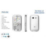 Celular Pcd 252 ,wifi,unidad De Outlet Super Oferta