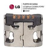 Pin De Carga Lg Optimus L3 E400 L4 E440 E445 L5 E610 E960