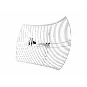 Antena Tp-link Rejilla Parabólica N Hembra 24dbi 2.4-2.5 Ghz
