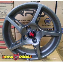 Rodas Zk500 Zunky Ferrari Rocket Aro 15 4x100