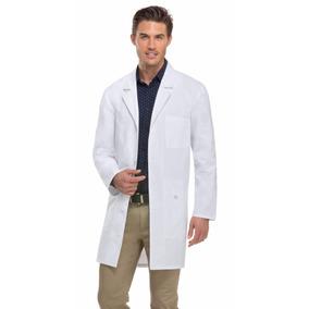 Dickies 83404 Bata Larga Médica 3 Bolsas Hombre Suavizada