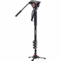 Manfrotto Mvmxpro500 Monopé Profissional Hidráulico Filmador