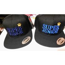 Gorra Kpop Superjunior Suju