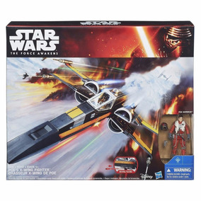 Star Wars Nave X Wing The Force Awakens Poe Hasbro
