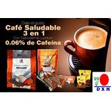 Cafe Lingzhi 3 En 1 Dxn Ganoderma Organico 20 Stick De 21g