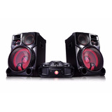 Minicomponente Lg Cm9960 4800w Multi Bluetooth Usb Karaoke
