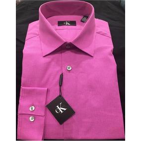 Calvin Klein Camisa Rosa 100% Original