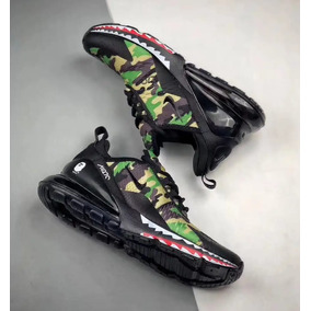 zapatillas nike air max camufladas