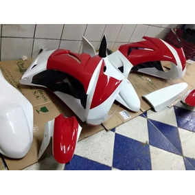 Kit Carenagem De Pista Para Moto Ninja 250 Todas