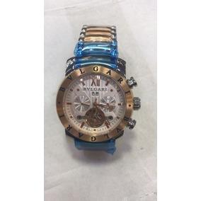 850cf7408257f Relogio Bulgarhi - Relógios no Mercado Livre Brasil
