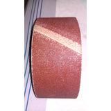 Lija Circular Para Lijadora De Banda 3 X 18 Grano 40 Y 80