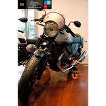 Motoplex Jack   Moto Guzzi Racer V7 750 Cc Moto 0km Madero