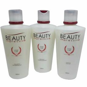 Beauty Impressive - Kit Manutenção Home Care 250ml Cada