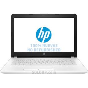 Ideal Laptop Hp 14 Intel Core I5 8gb 1tb 100% Nueva T Espñol