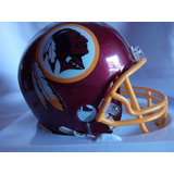 Nfl Riddell Mini Casco Washington Redskins