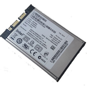 Mini Hd Ssd - Intel Ssd 80 Gb Disco De 1.8 Micro Sata