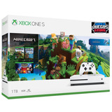 Xbox One S Minecraft 1 Tb Super Juegos Store