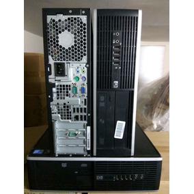 Pc Hp Compaq 8000 Elite Sff Core 2 Duo E8500 3.0ghz 4gb Ddr3