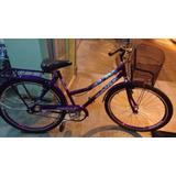 Bicicleta Feminina Aro 26 Aro Aero E Cobo Rolemã