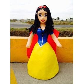 Piñata Blanca Nieves Grande