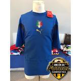 Camiseta Puma Selección Italia 2006 Talla Xl Versión Jugador