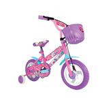 Bicicleta Unibike Minnie Rodado 12