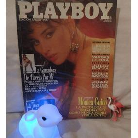 Revista Playboy - Año 7 - N° 77 - Mayo 1992 - Monica Guido -