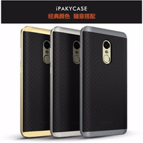 Combo Funda Y Mica De Cristal Xiaomi Redmi Note 4 /4x Global