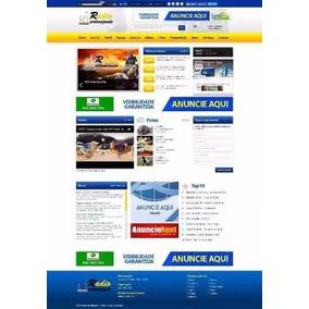 Script Php Site Portal Web Radio Administrável Pronto Online