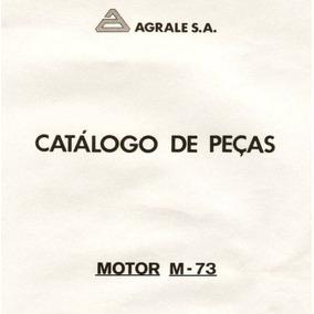 Catálogo De Peças Motor Agrale M-73 [e-book]