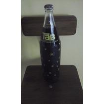 Botella Gaseosa Tab Antigua Llena