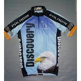 Camisa Discovery Ciclista Tamnho P