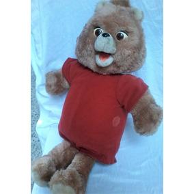 Raro Urso Teddy Ruspin Tec Toy Conta História Apx:50 Cm