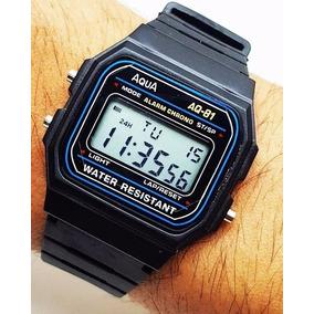 18c438e14d1 Relógio Aqua Aq 81 - Relógios De Pulso no Mercado Livre Brasil