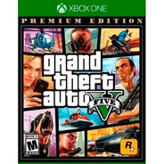 ..:: Gta Grand Theft Auto 5 Premium Edition ::.. Xbox One