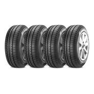 Kit X4 Pirelli 165/70 R13 P400 Evo Neumen Colocacion. S/cargo