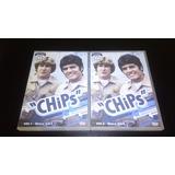 Box Dvds Chips ( Temporadas 3 E 4 - Digital Box )